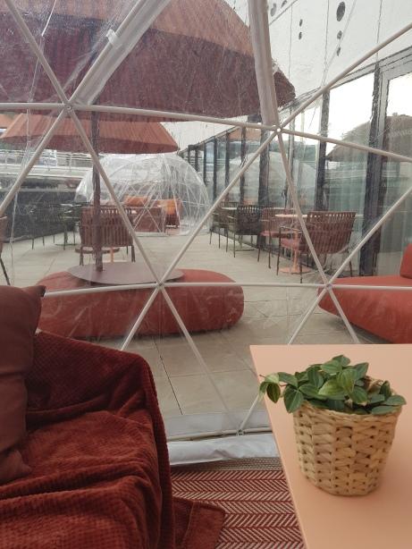 terrasse nectar cocktail club